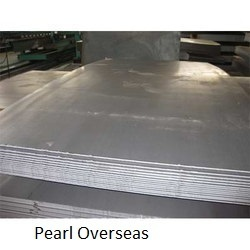SS Sheet from PEARL OVERSEAS