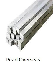 SS Square Bar from PEARL OVERSEAS