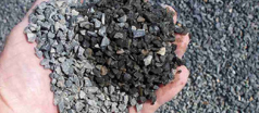 Aggregate Crushed (Coarse Aggregate) 5-10mm or 3/8 from DUCON BUILDING MATERIALS LLC