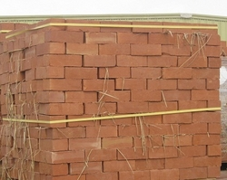Clay Bricks Red Supplier in Dubai from DUCON BUILDING MATERIALS LLC