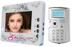 Audio & Video Intercom in uae from SHAMA AUTOMATIC DOORS L.L.C