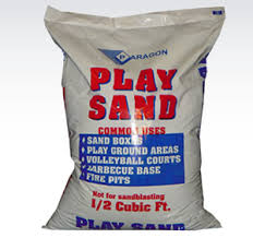 Play Ground Sand in Bag - Dubai from DUCON BUILDING MATERIALS LLC