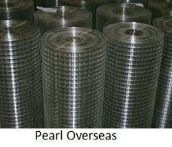 Stainless Steel Wire Mesh from PEARL OVERSEAS