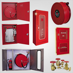 Fire Hose in Sharjah, UAE