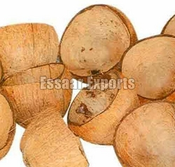 Coconut Shells from ESSAAR EXPORTS