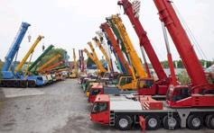 USED CRANE FOR SALE IN UAE from MULTI MECH HEAVY EQUIPMENT LLC