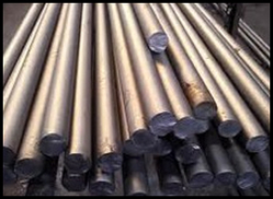 Carbon Steel Round Bar from NUMAX STEELS