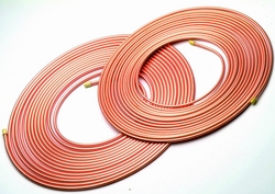 Copper Nickel 90/10 Pan Cake Coils