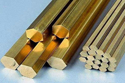 Brass Forged Round/Hex Bars from NUMAX STEELS