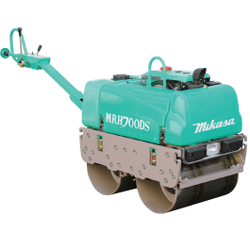 Mikasa Roller Compactor (MRH-700 DSA) from AL MAHROOS TRADING EST