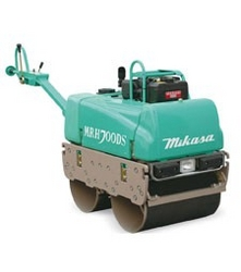 MIKASA Roller Compactor (MRH-700DSCA) from AL MAHROOS TRADING EST