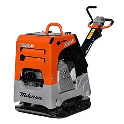 Mikasa Reversible Plate Compactor (MVH-508DSZ) from AL MAHROOS TRADING EST