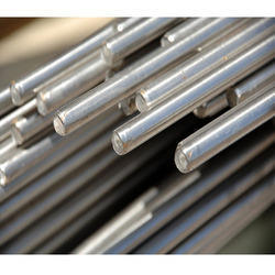 Stainless Steel Round Bars from GANPAT METAL INDUSTRIES