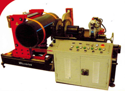 SADDLE FUSION MACHINE WASSERTEK from EXCEL TRADING COMPANY - L L C