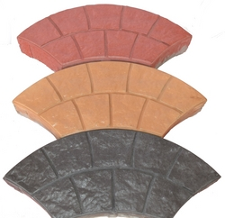 Interpvae Tiles (Cobbles) supplier in Uae from DUCON BUILDING MATERIALS LLC