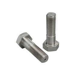 Hex Head Bolts from GANPAT METAL INDUSTRIES