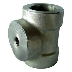 Reducing Tee Forged Fittings from SIMON STEEL INDIA
