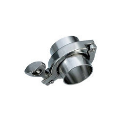 TC TC Tri Clover Clamp from SIMON STEEL INDIA