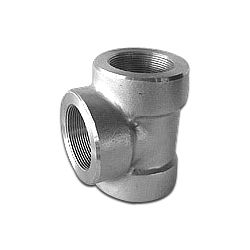 Stainless Steel 316 Equal Tee from SIMON STEEL INDIA