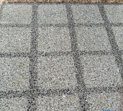 Marblex Concrete Polished Tiles 40x40x3cm