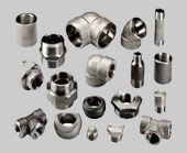 High Nickel Alloy Steel Forged Fittings from SIMON STEEL INDIA