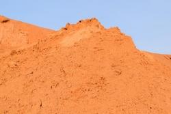 Red Sand in  Dubai