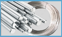 Alloy Steel Rods, Bars & Wire from SOUTH ASIA METAL & ALLOYS