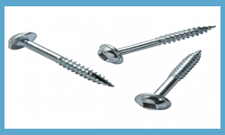Screws from SOUTH ASIA METAL & ALLOYS