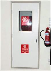 Top Suppliers of Fire Rated Steel Doors in Kuwait