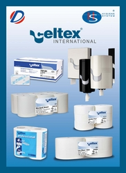 Celtex Tissue Paper And Dispenser In Uae from DAITONA GENERAL TRADING (LLC)
