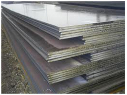 Alloy Steel Plates SA 387 from MAHIMA STEELS