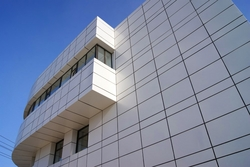ACP CLADDING UAE from WHITE METAL CONTRACTING LLC