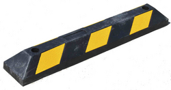 Rubber Wheel Stopper in Abudhabi from SPARK TECHNICAL SUPPLIES FZE