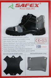SAFETY SHOES EN 345 SAFEX INDIA 042222641 INDIAN SAFETY SHOES from ABILITY TRADING LLC