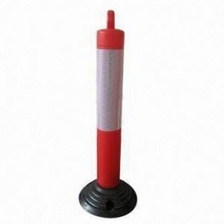 Rebound Spring Bollards in Abudhabi from SPARK TECHNICAL SUPPLIES FZE