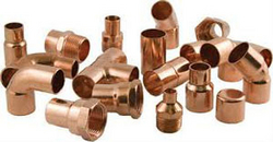 Copper Fittings for Air condition from CLEAR WAY BUILDING MATERIALS TRADING