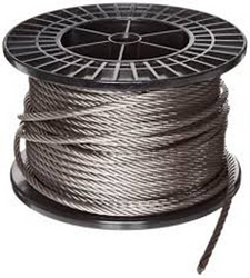 GI & SS Wire Rop from CLEAR WAY BUILDING MATERIALS TRADING