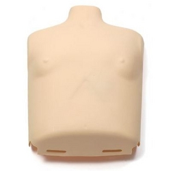 AED Little Anne Chest Skin from ARASCA MEDICAL EQUIPMENT TRADING LLC