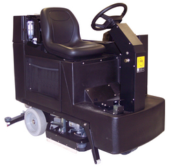 RIDE ON SCRUBBING MACHINE IN UAE from AL SAYEGH TRADING CO LLC