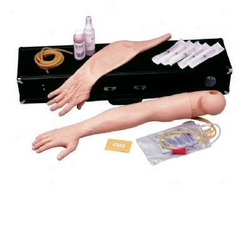 IV training arm kit from ARASCA MEDICAL EQUIPMENT TRADING LLC