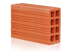 Red Hollow Blocks in UAE from DUCON BUILDING MATERIALS LLC