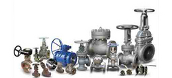 Stainless Steel Valves from DHANLAXMI STEEL DISTRIBUTORS