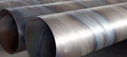 Carbon Steel S355J2H/235JRH/S235J2H Seamless Tubes from DHANLAXMI STEEL DISTRIBUTORS