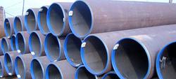 Carbon Steel ERW Pipes from DHANLAXMI STEEL DISTRIBUTORS