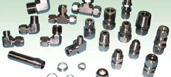 Carbon Steel Ferrule Fittings from DHANLAXMI STEEL DISTRIBUTORS