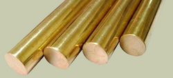 Forging Brass Rods from DHANLAXMI STEEL DISTRIBUTORS