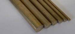 Brass Rod Grade 2 from DHANLAXMI STEEL DISTRIBUTORS