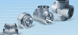 Alloy 20 Forged Socket weld Pipe Fittings from DHANLAXMI STEEL DISTRIBUTORS
