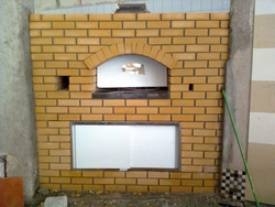 PIZZA OVEN YELLOW from DAR AL JAWDA BUILDING MATL TR