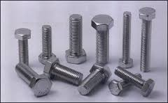 316 Stainless Steel Bolts from DIVINE METAL INDUSTRIES